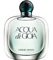 Женский парфюм Giorgio Armani Acqua di Gioia 100 мл ОАЭ (тестер без крышечки) (реплика)