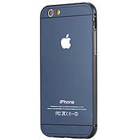 Металлический чехол для iphone 6 6s из двух частей, защитный противоударный чехол для айфона 6 6s