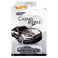 "Hot Wheels CGB72  Машинка  ""Джеймс Бонд"", Mattel"