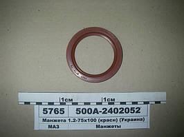 Манжета 1.1-75х100 (красн) (Украина)