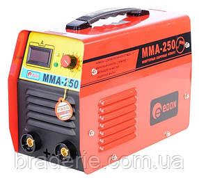 Зварювальний інвертор Edon Mini-250
