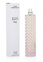 Женская туалетная вода Gucci ENVY ME 100 мл (тестер без крышечки) DIZ /0-031