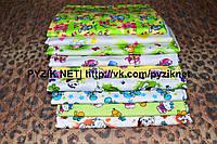 Комплект нежные байковые пеленки (4 шт)
