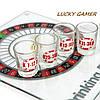 Пьяная рулетка со стопками алкогольная игра для алко компании на 5 алко рюмок SGR2025, фото 3