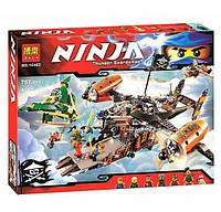 """Конструктор Bela Ninja 10462 """"Цитадель"""" 757 деталей"""