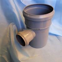 Тройник 110*50*90 внутренняя  канализация