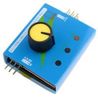 Тестер сервоприводов 3 канальный CCPM блок проверки 4. 8 6V