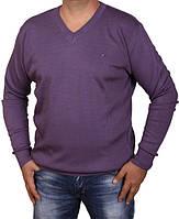 Пуловер мужской трикотажный