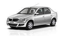 Хром пакет для Dacia Logan I (2005-2008)
