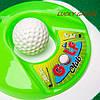 Мини гольф для дома пластиковый туалетный с дорожкой MPS3038 , фото 6