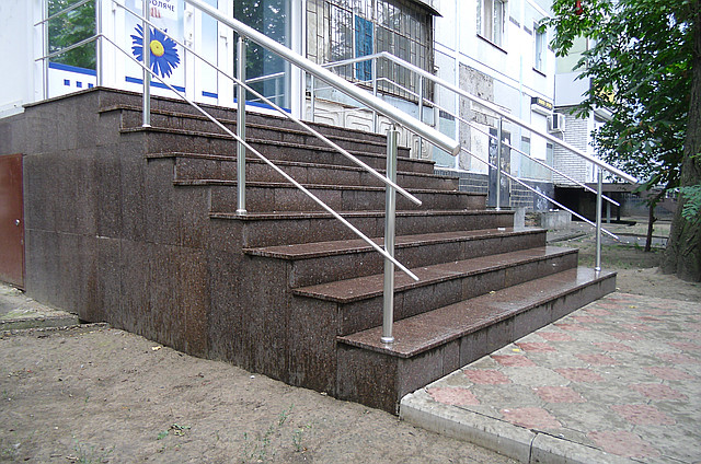 Гранитные плиты Луганск, фото 1