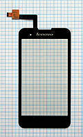 Тачскрин сенсорное стекло для Lenovo A2105 black