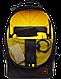 Современный черный рюкзак Basic NEW  на 18 л GUD 806, фото 2