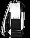Рюкзак белый повседневный Basic NEW  на 18 л GUD 805, фото 4