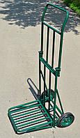 Грузовая тележка цельнометаллическая, грузоподъемность до 170 кг.