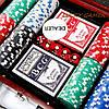Покерный набор на 200 фишек в кейсе с номиналом WS-2, фото 5