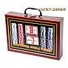 Покерный набор на 200 фишек в кейсе с номиналом WS-2, фото 7