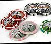 Покерный набор на 200 фишек в кейсе с номиналом WS-2, фото 8