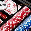 Набор для игры в покер на 200 фишек в кейсе из дерева WSS11200, фото 3