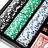 Покерный набор на 300 фишек в чемодане WSS11300, фото 3