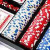 Покерный набор на 300 фишек в чемодане WSS11300, фото 5