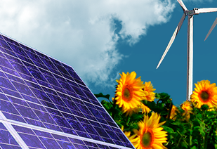"""Гибридные солнечные электростанции (резерв + """"зелёный тариф"""")"""