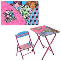 Столик и стульчик DT 19 MH
