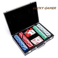 Набор для покера на 200 фишек с номиналом WS11200N