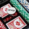 Набор для покера на 200 фишек с номиналом WS11200N, фото 2