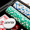 Набор для покера на 200 фишек с номиналом WS11200N, фото 4