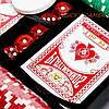 Набор для покера на 200 фишек с номиналом WS11200N, фото 5