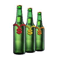 Маркеры для напитков и бутылок Can-gster Rocketdesign