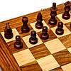 Набор шахмат настольная интеллектуальная игра с классическими фигурами GS110, фото 2