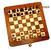 Набор шахмат настольная интеллектуальная игра с классическими фигурами GS110, фото 4
