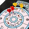 """Магнитный дартс алкогольная игра на раздевание """"Стриптиз"""" MDS12, фото 2"""