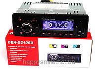 Автомагнитола Pioneer DEH-X3100U/MP3/USB/TF/FM