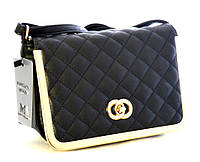 Женский клатч Chanel черный