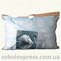 Подушка Лебяжий пух 50х70 см