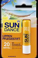 SUNDANCE Lippenpflegestift LSF 20, 4,8 g - Солнцезащитная помада для губ фактор защиты 20, 4,8 г
