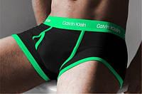 Мужские трусы боксеры Calvin Klein 365, черные, фото 1