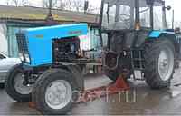 Приспособление для раскатки трактора МТЗ