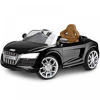 Дитячий електромобіль Audi R8 KD100 Чорний
