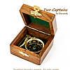 """Компас брелок в подарочной коробке """"Капитан Грант"""" NIS023A, фото 2"""