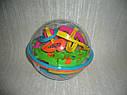 Головоломка 3D Шар лабиринт (Magical Intellect Ball) на 138 ходов, фото 6