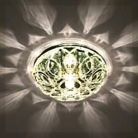 Точечный светильник Feron JD178 G9 с уникальным дизайном! (желтый)