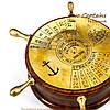 Оригинальный настольный календарь для интерьера в морском стиле Newport Sydney NIS448, фото 2