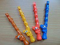 Дудочки - сопилки с пандочками