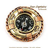 Морской компас в виде спасательного круга Two Captains 2795SS