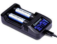 Зарядное устройство KeepPower Intelligent L2 для Li-Ion аккумуляторов