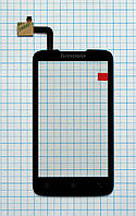 Тачскрин сенсорное стекло для Lenovo A316i black